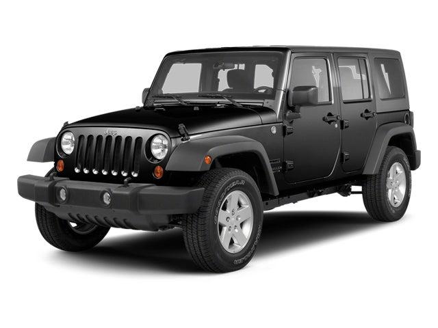 2013 Jeep Wrangler Unlimited Sahara Downingtown PA area