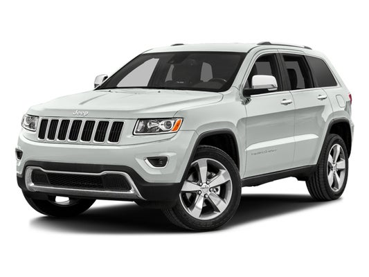 2016 Jeep Grand Cherokee Limited Downingtown Pa Area Volkswagen