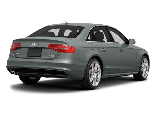 2014 Audi A4 2 0T Premium Plus Quattro