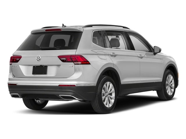 2018 Volkswagen Tiguan Sel Premium Volkswagen Dealer