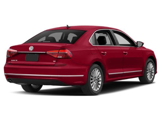2019 Volkswagen Passat 2 0t Wolfsburg Edition Volkswagen