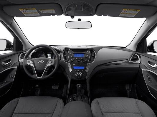 2014 Hyundai Santa Fe Sport 2 0L Turbo