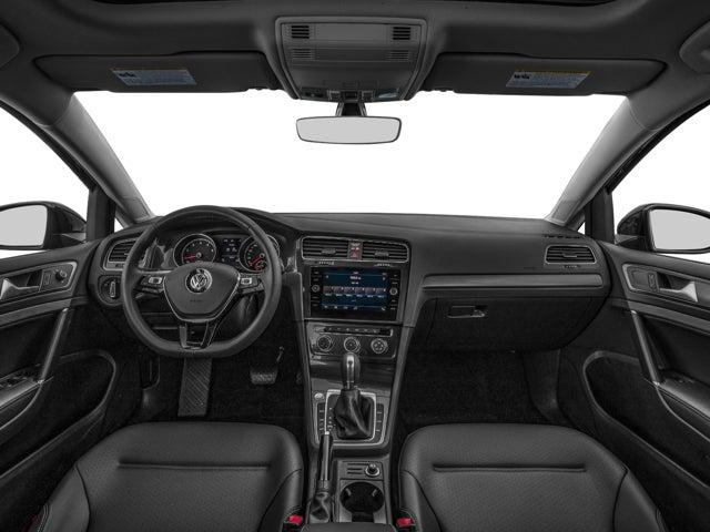 2018 Volkswagen Golf SportWagen SE Volkswagen dealer