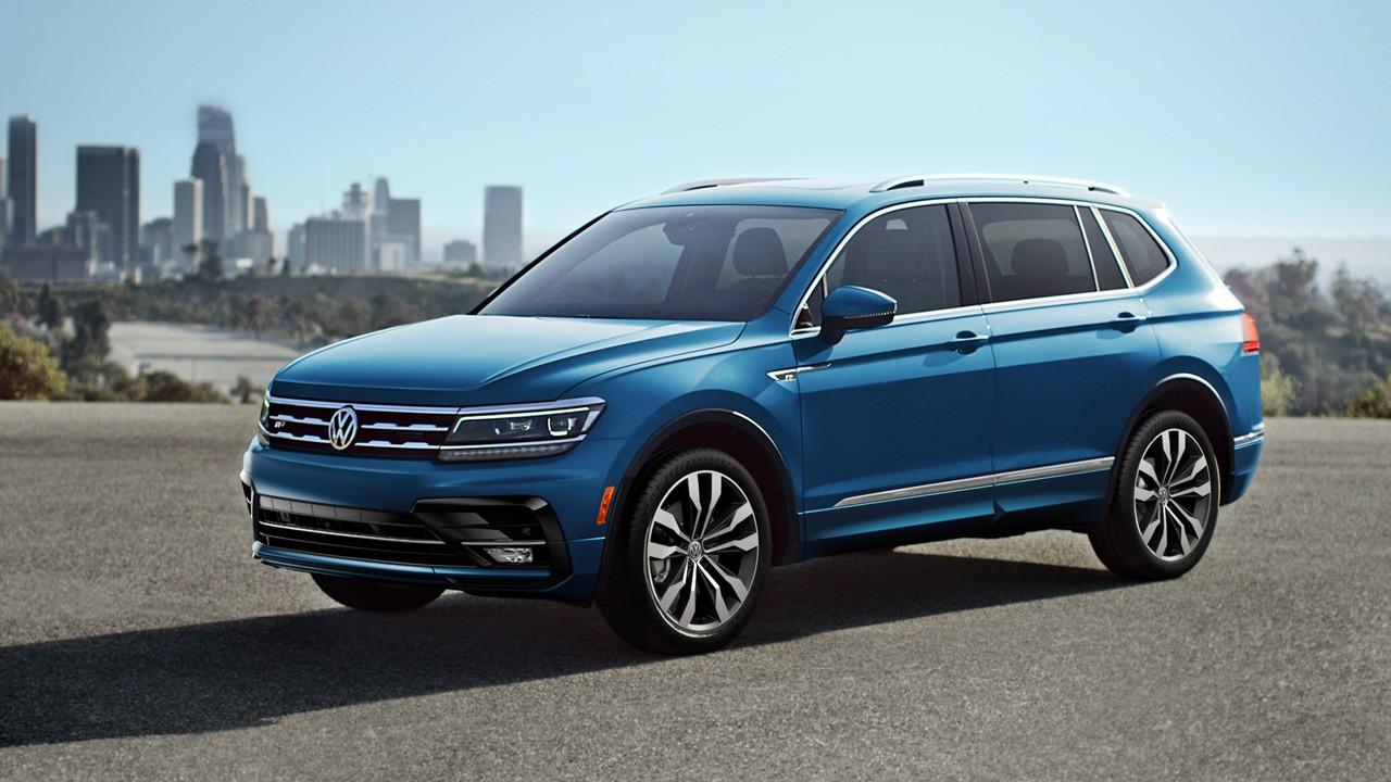 The New 2020 Volkswagen Tiguan Models - Jeff D'Ambrosio ...