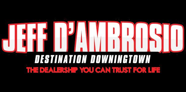 Jeff D Ambrosio Downingtown >> Jeff D Ambrosio Volkswagen Downingtown Downingtown Pa